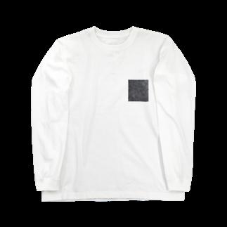 fuseishisekizaiの庵治石 Long sleeve T-shirts