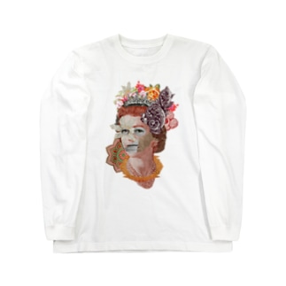 Money Queen Long sleeve T-shirts