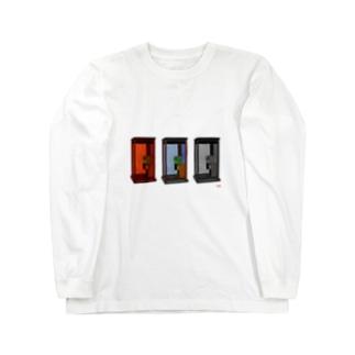 公衆電話の夢 Long sleeve T-shirts