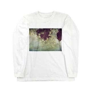 「夢見る花」-Nostalgic- Long sleeve T-shirts