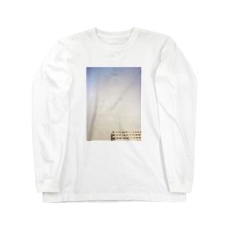 square、 Long sleeve T-shirts