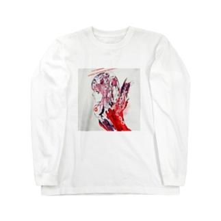 赤天使ちゃん Long sleeve T-shirts