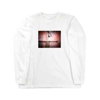 錠前 Long sleeve T-shirts