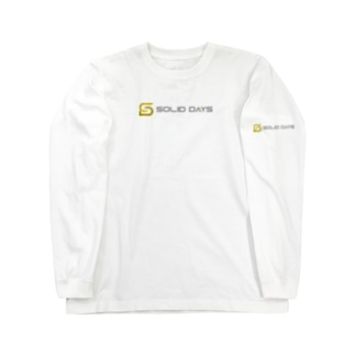 SOLID DAYS 2020 Long sleeve T-shirts