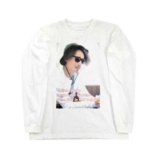 SHOGO評論家 Long sleeve T-shirts