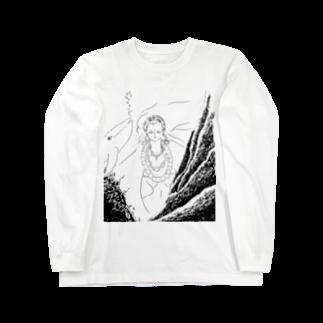 ℃星の深海に潜む。 Long sleeve T-shirts