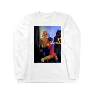 養成所で習ったこと真面目にやってるやつ② Long sleeve T-shirts