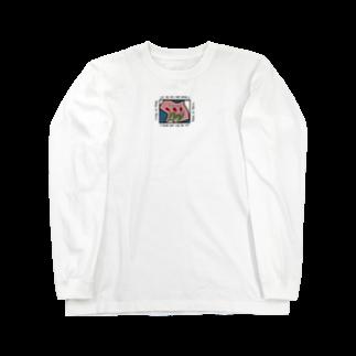 トーストのHang in there. Long sleeve T-shirts