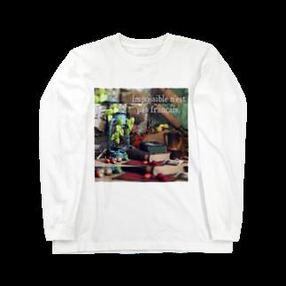 suzuyaの多分合わせやすい Long sleeve T-shirts