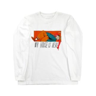 BULKY BAGGAGE Long sleeve T-shirts