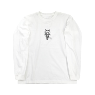 ばいきんちゃん Long sleeve T-shirts