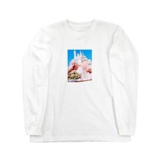 ディズニーアイスでいい雰囲気!? Long sleeve T-shirts