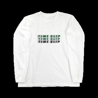 古着屋 time slipのtime slip▷original Long sleeve T-shirts