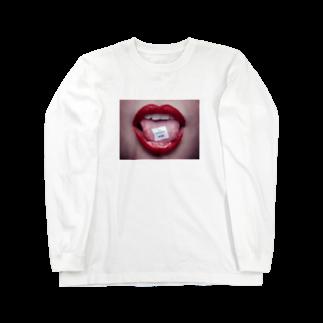 Lips-ShopのA-61 Long sleeve T-shirts