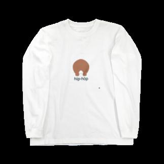 Atomatomのヒップホップ Long sleeve T-shirts