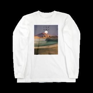 a.kのTheEnd Long sleeve T-shirts