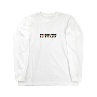 りぼるべっと Long sleeve T-shirts