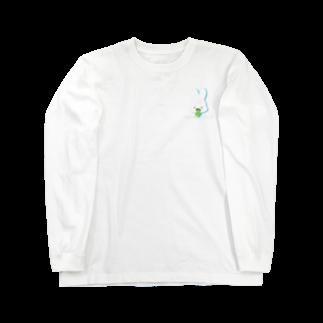 618のCan't drink Long sleeve T-shirts