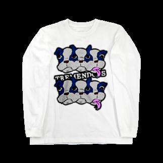 RyuuKobayashiのtremendous Long sleeve T-shirts
