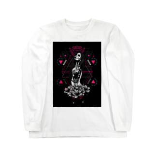 RedMoonのneo girl Long sleeve T-shirts