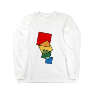 Colors:R To B Long sleeve T-shirts