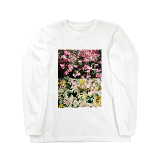 ばらん崎のテスト Long sleeve T-shirts