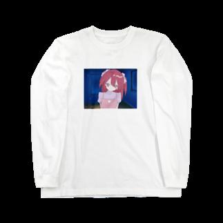 纈珠✝︎のアイシテル? Long sleeve T-shirts