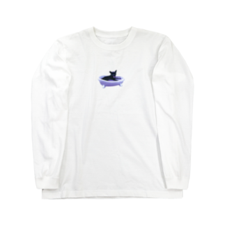 krmfrnのむらさきむぎ Long sleeve T-shirts