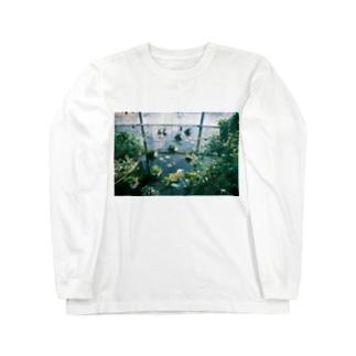 2月、植物園 Long sleeve T-shirts