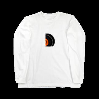 studio 17 - ichinana -のm's record Long sleeve T-shirts