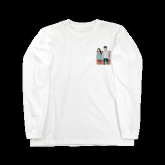幸-sati-の小野くん Long sleeve T-shirts