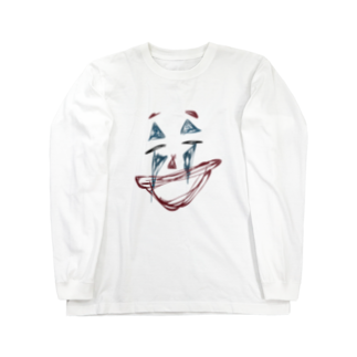 journeyのwhy so serious? Long sleeve T-shirts