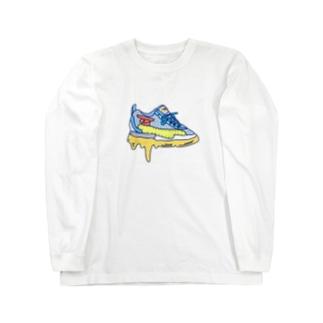 可能性スニーカー Long sleeve T-shirts