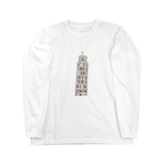 Torre di Pisa Long sleeve T-shirts