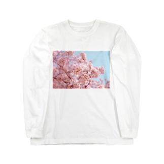 【対コロナ】桜Tシャツ / Long sleeve T-shirts