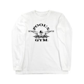 POOL'S GYM Long sleeve T-shirts