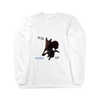 ぶりりん Tシャツ Long sleeve T-shirts