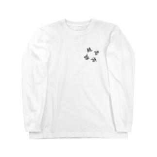超高校級 Long sleeve T-shirts