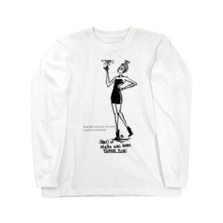 G&T 38 Long sleeve T-shirts