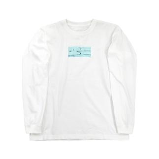 プール Long sleeve T-shirts