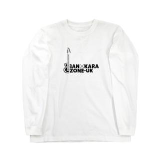 BAN×KARA ZONE-UK Long sleeve T-shirts