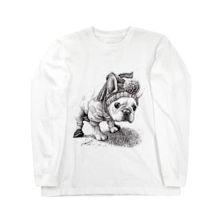 フレブル6 Long sleeve T-shirts