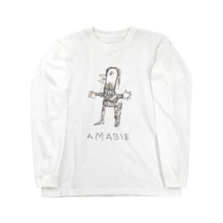 amabie Long sleeve T-shirts