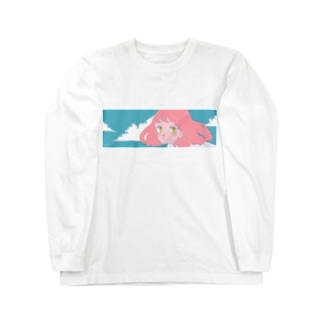 赤毛の子 Long sleeve T-shirts