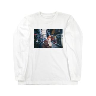 異文化交流 Long sleeve T-shirts