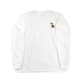 くーちゃん Long sleeve T-shirts