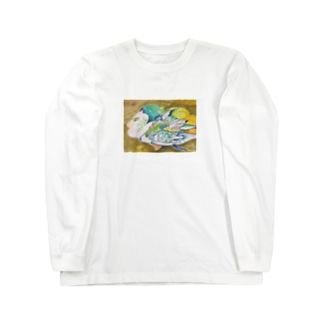 とびうお Long sleeve T-shirts