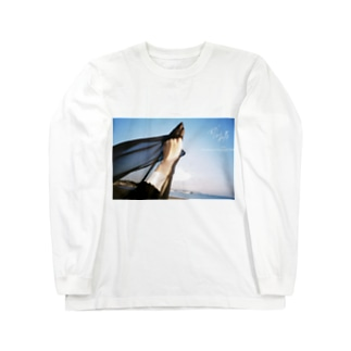 まだみぬロンT Long sleeve T-shirts