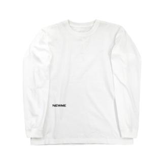 NEWME Long sleeve T-shirts