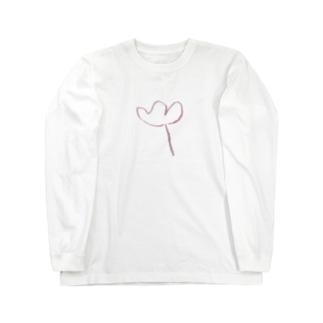 おはな Long sleeve T-shirts